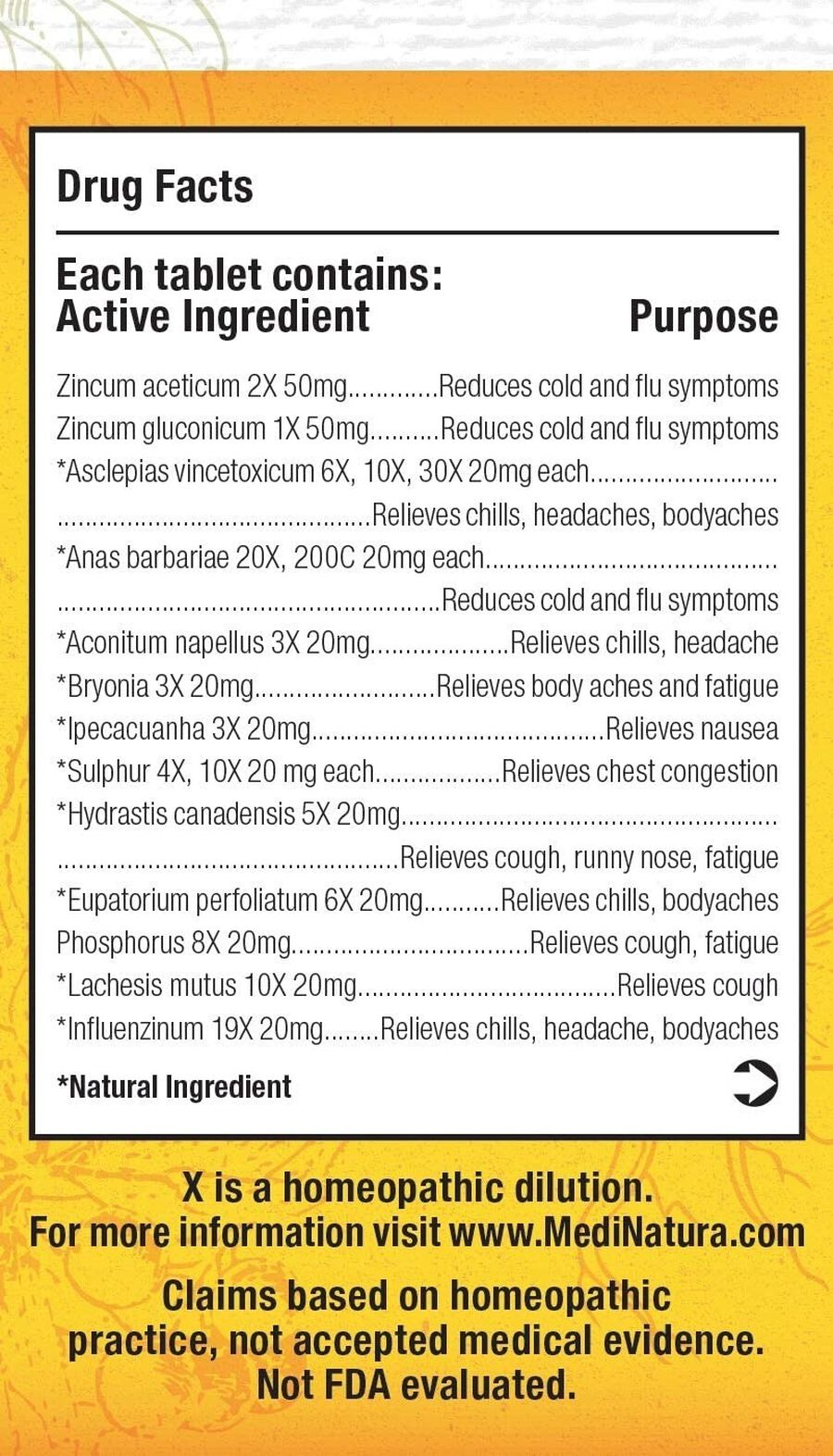 ReBoost Zinc +10 Cold & Flu Tablets, Lemon, , large image number 5