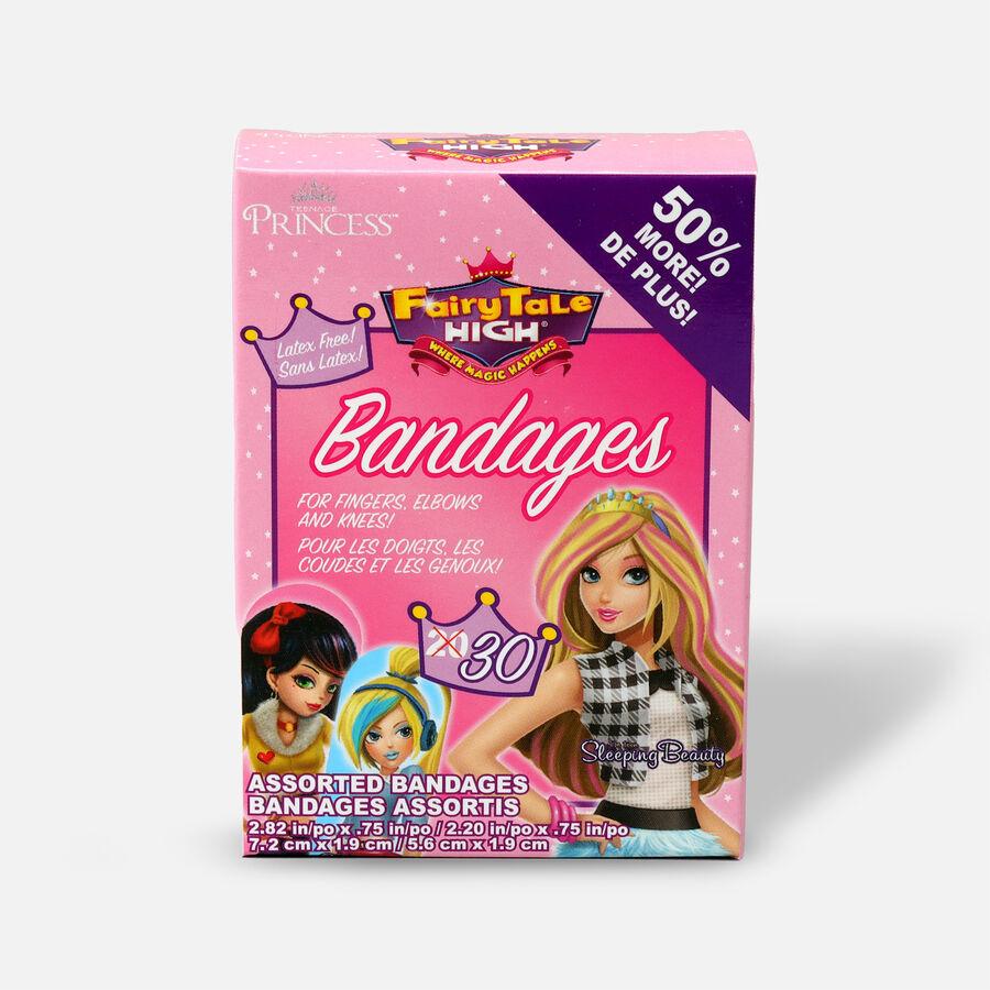 FairyTale High Bandages, 30 ea, , large image number 0
