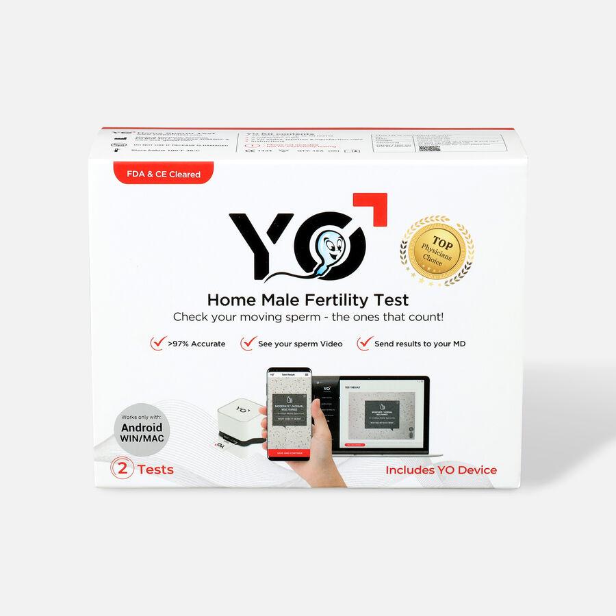 YO Home Sperm Test Kit - Universal, , large image number 0