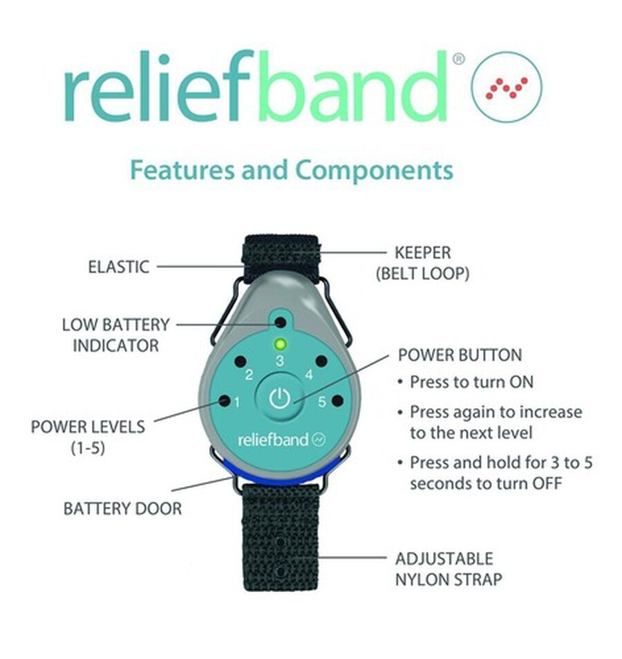 Reliefband Nausea Relief - Classic, , large image number 3
