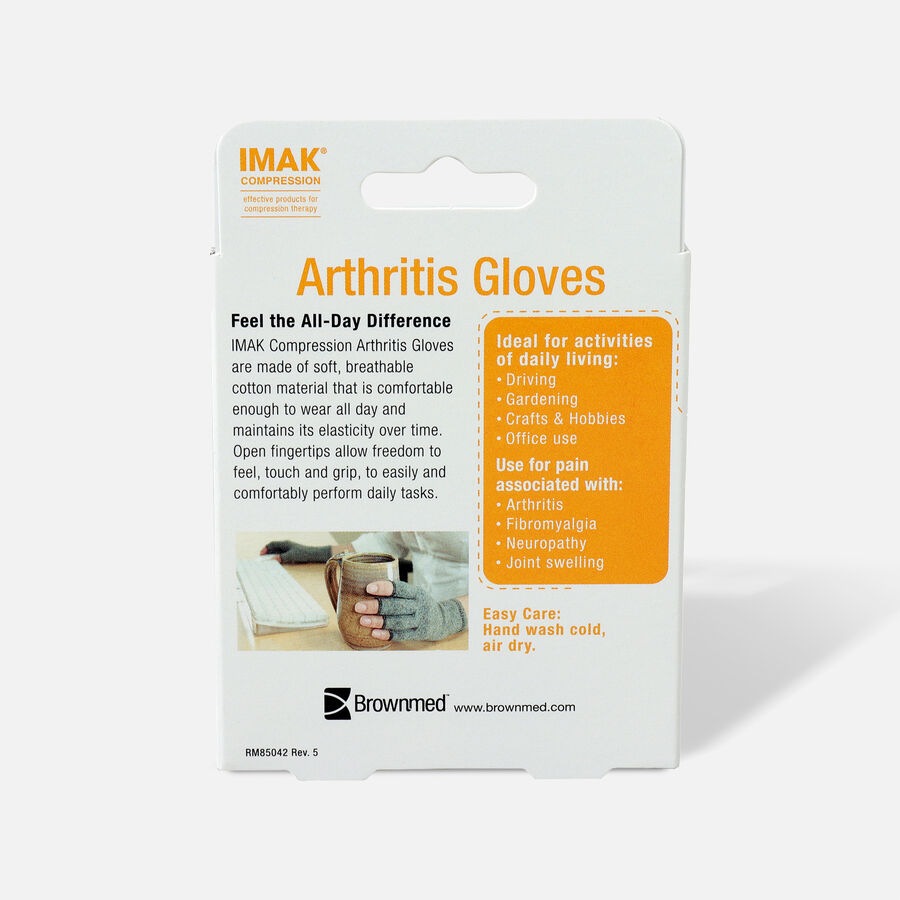IMAK Arthritis Gloves, 1 Pair, , large image number 1