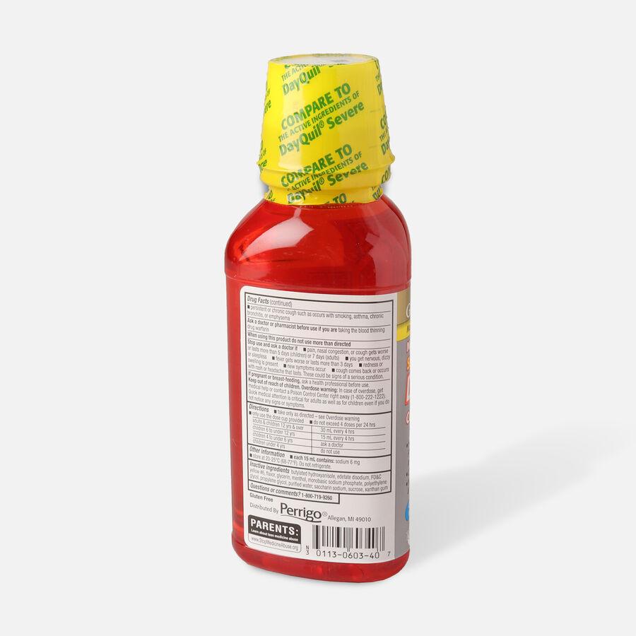 GoodSense® DayTime Cold & Flu Non Drowsy Severe, 12 fl oz, , large image number 2