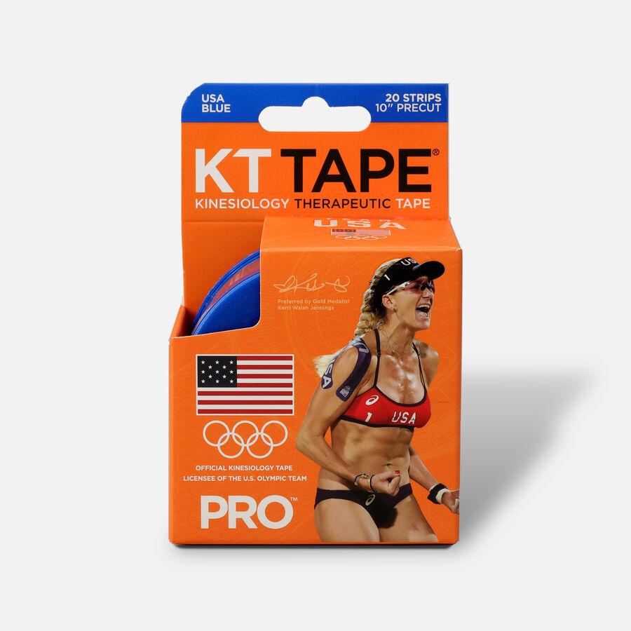 "KT Tape Pro, 20 2""x10"" strips, , large image number 0"