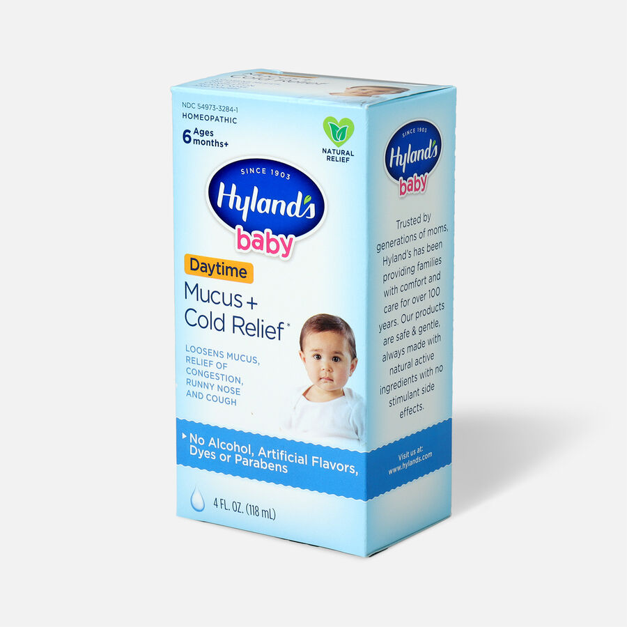 Hyland's Baby Mucus and Cold Relief, 4 oz, , large image number 2