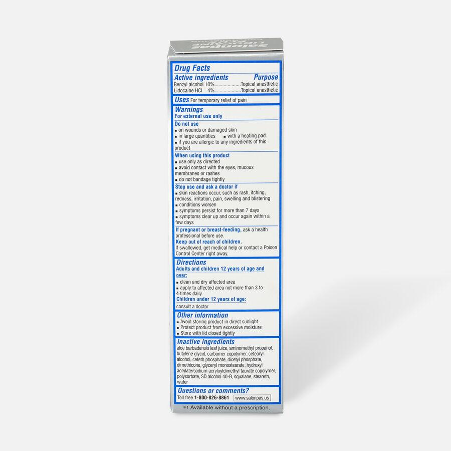 Salonpas Lidocaine Plus Cream, 3 oz., , large image number 1