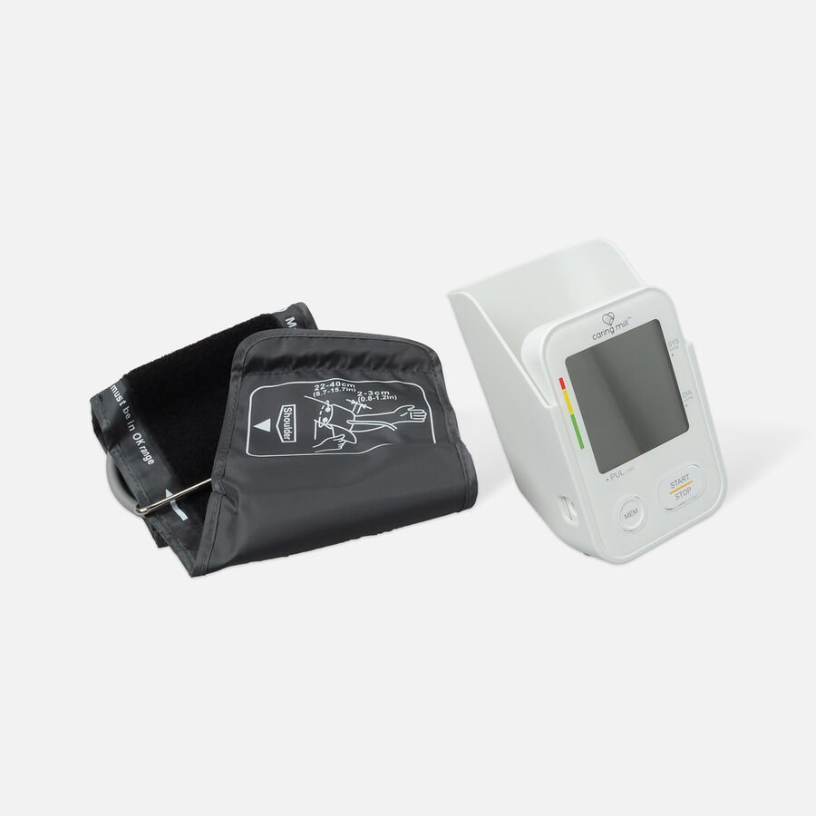 Caring Mill® Talking Upper Arm BP Monitor, , large image number 3