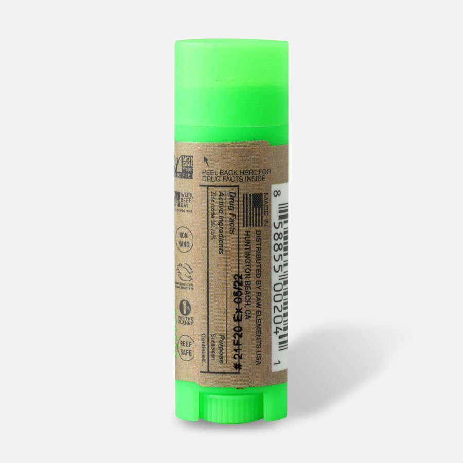Raw Elements Lip Rescue Lip Balm, SPF 30, .15 oz, , large image number 1