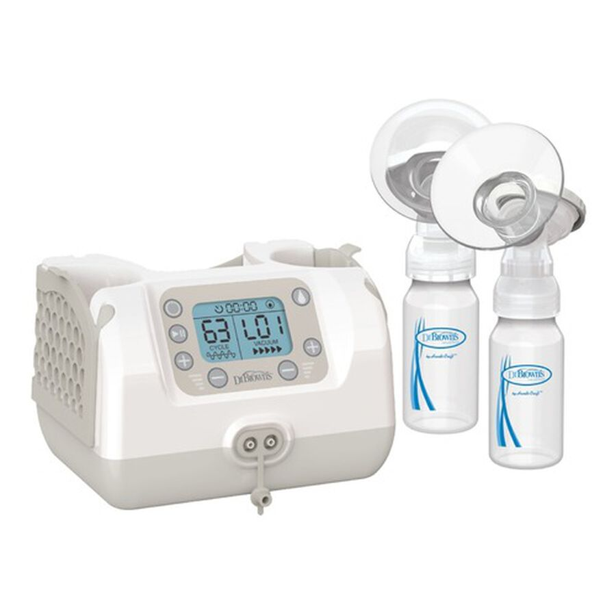 Dr. Brown's Custom Flow Double Electric Breast Pump, , large image number 2