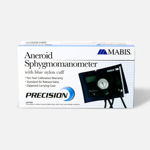 Mabis Precision Aneroid Sphygmomanometer, Large