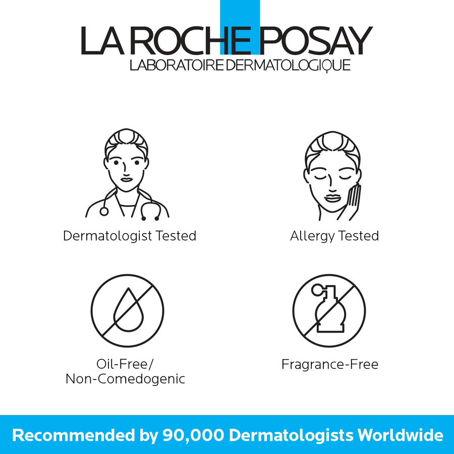 La Roche Posay Anthelios HA Mineral Sunscreen Moisturizer, SPF 30, 1.7 oz, , large image number 8