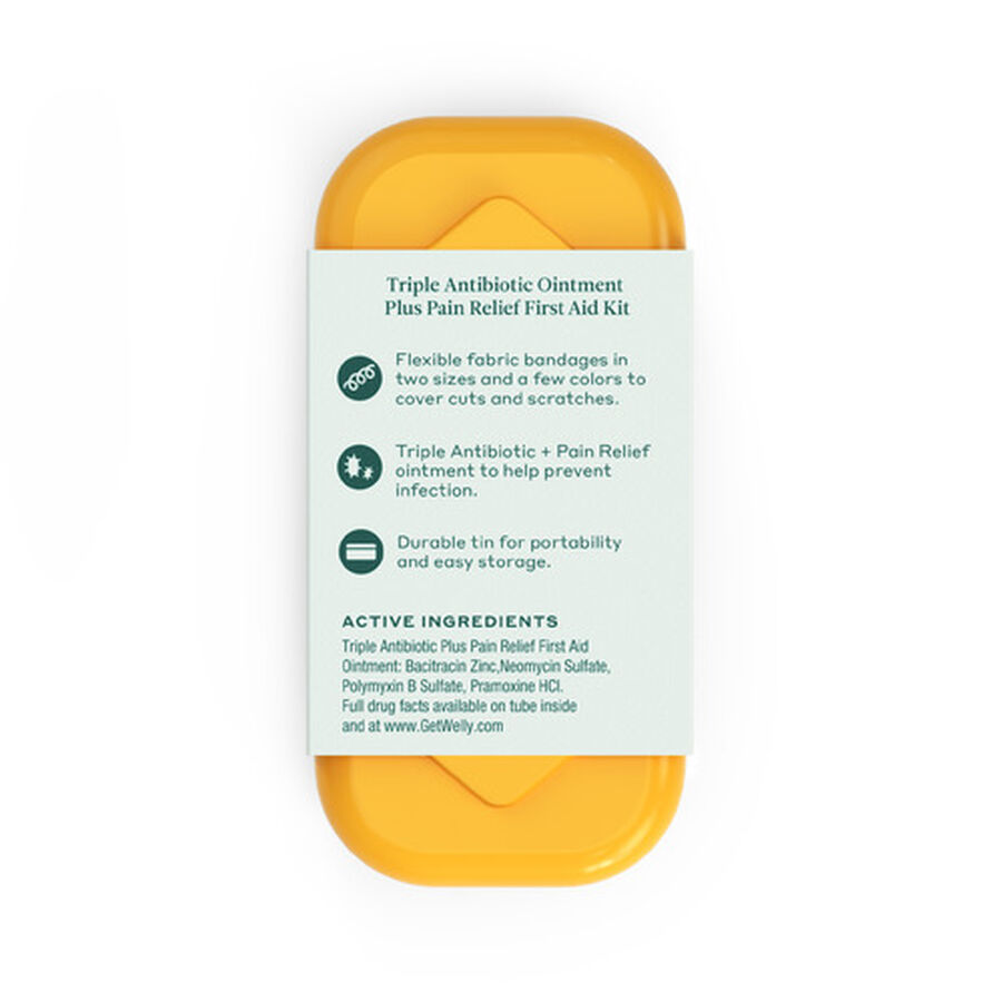 Welly Bravery Kit Bravery Balm Enhanced First Aid Kit , , large image number 1