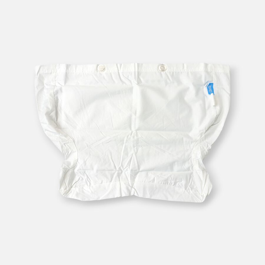 CPAP Max 2.0 Standard Pillowcase, White, , large image number 0