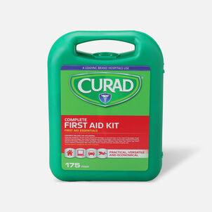 Curad Complete First Aid Kit, 175 pc