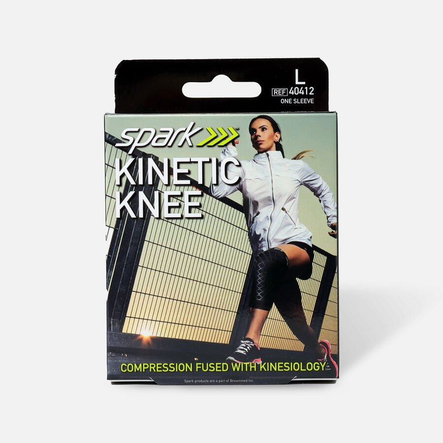 Spark Kinetic Knee Sleeve, , large image number 0