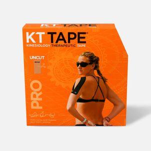KT Tape Pro Jumbo Beige Tape, Uncut, 125 feet