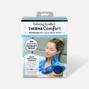 ThermaComfort™ 3 lb. Weighted Hot/Cold Neck Wrap