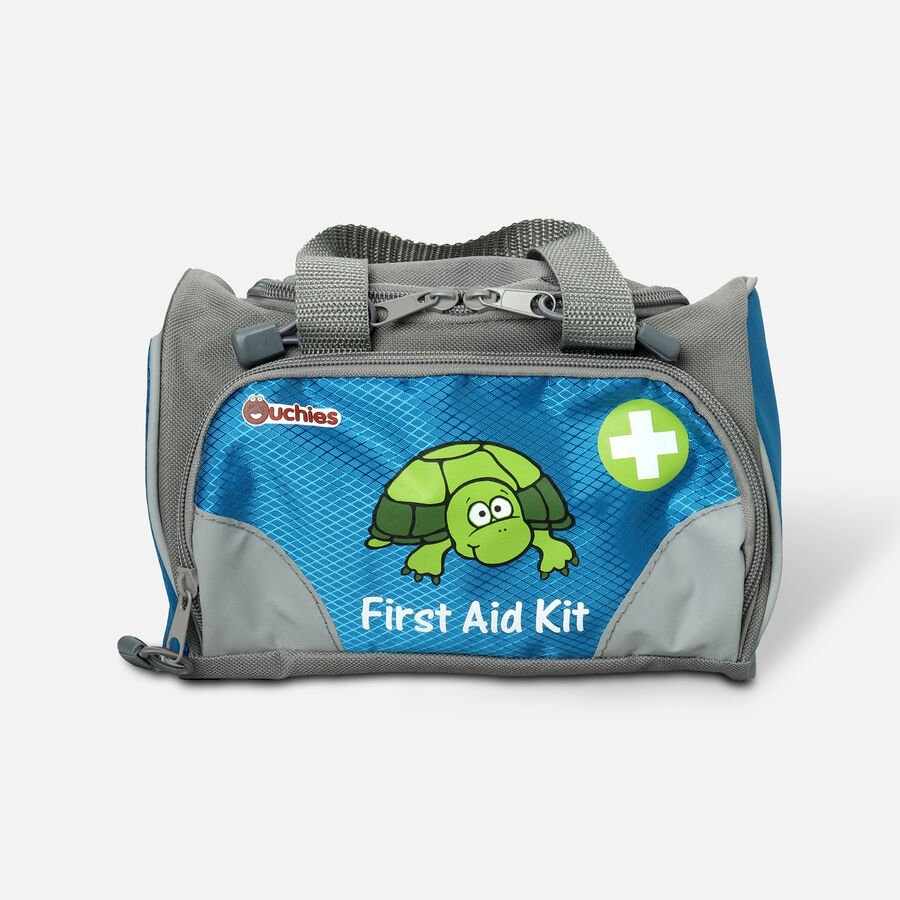 Ouchies Sea Friendz First Aid Kit for Kids, 50 pieces, , large image number 0