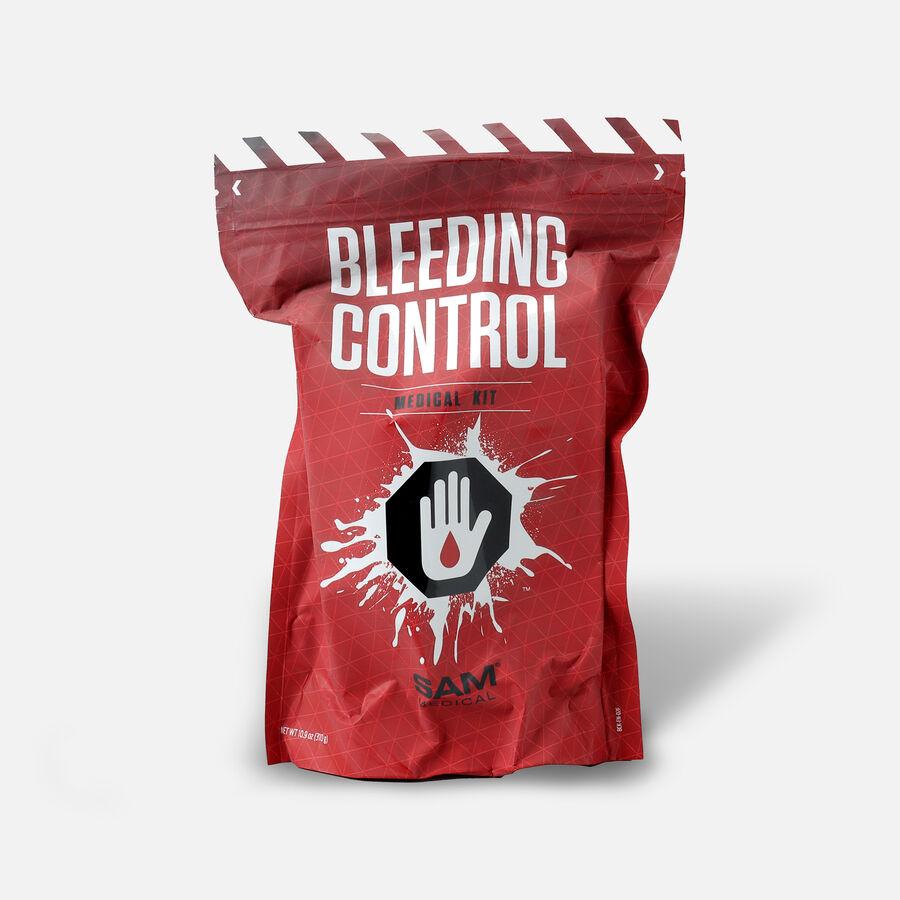SAM Medical Bleeding Control Kit w/ Tourniquet, Basic, Vacuum Packed, , large image number 0