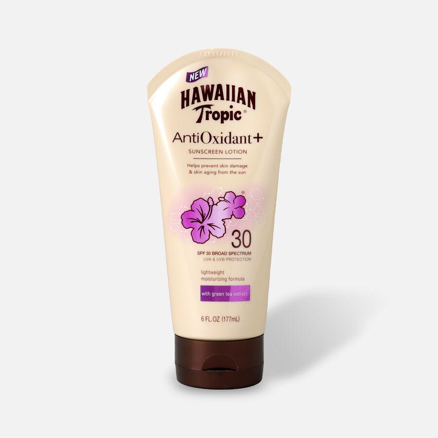 Hawaiian Tropic Antioxidant+ Sunscreen Lotion, 6oz., , large image number 0