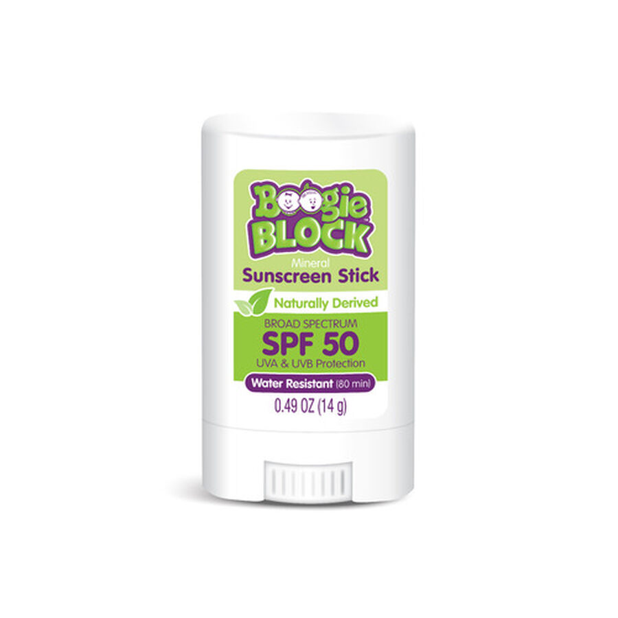 Boogie Block Mineral Sunscreen Stick SPF 50, , large image number 2