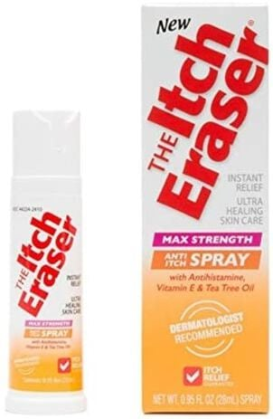 Itch Eraser Spray, .95 oz