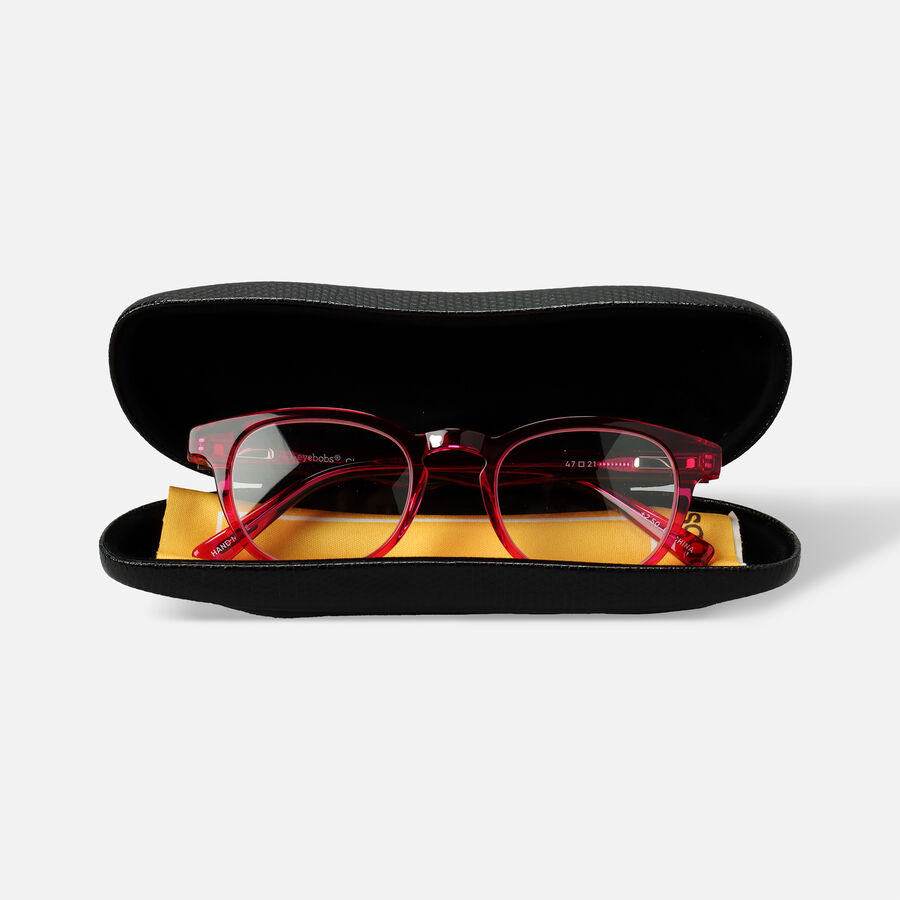EyeBobs Clearly Reading Glasses, Pink, , large image number 11