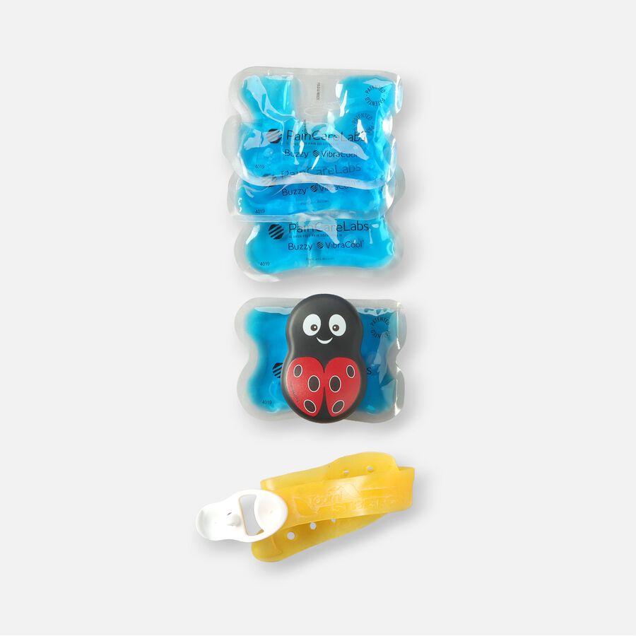 Buzzy® Mini Shotblocker Kit, LadyBuzz, , large image number 4