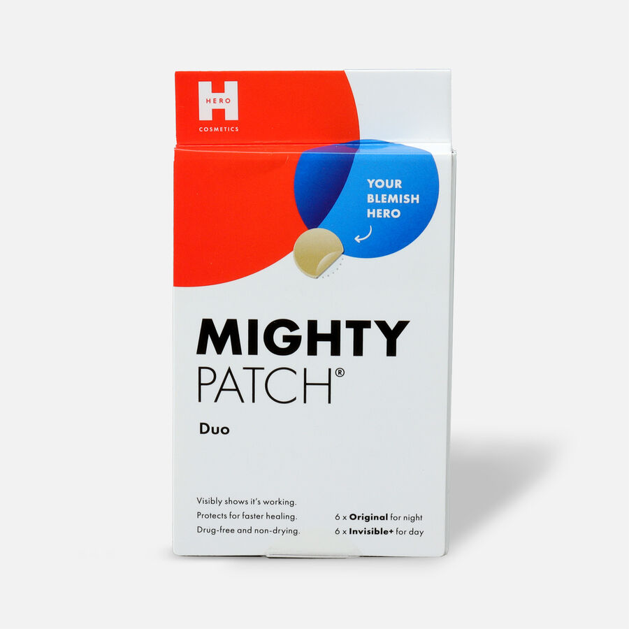 Mighty Patch Duo - 12ct, , large image number 0