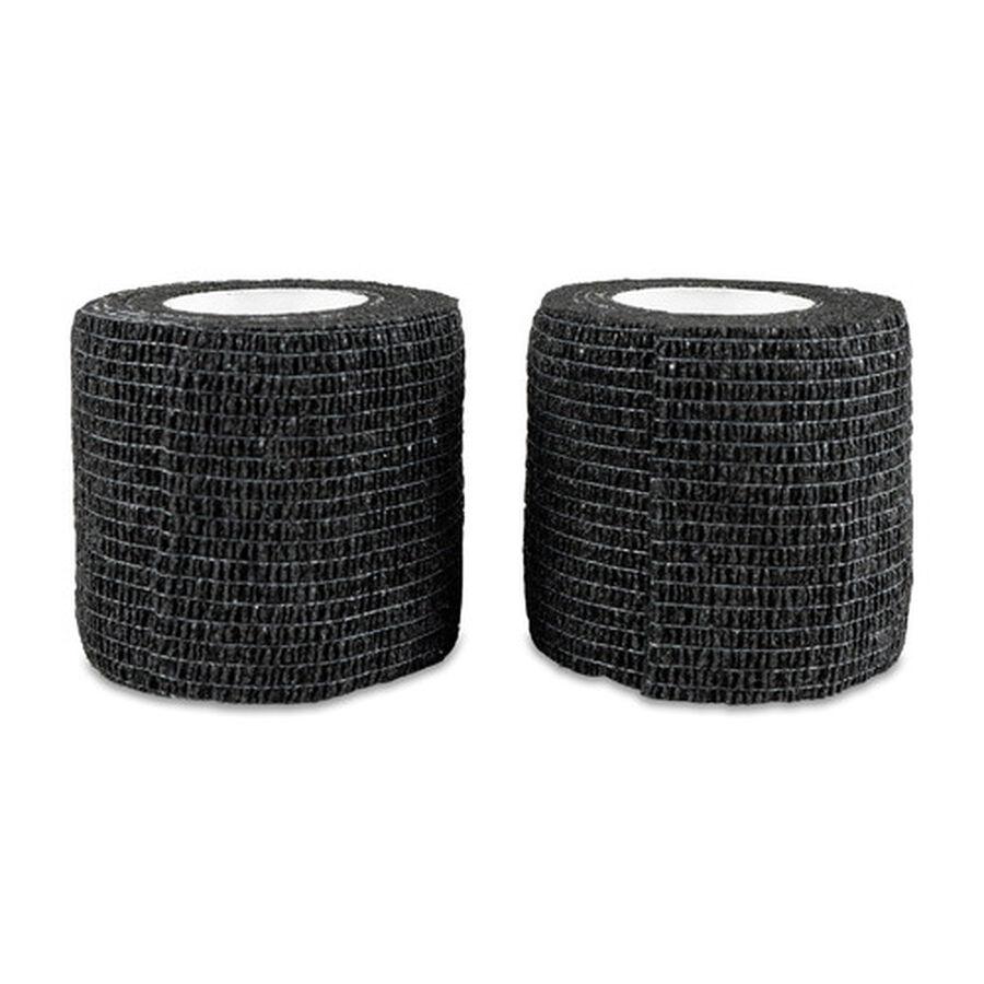 Sensiv Self-Adhering Elastic Sports Wrap, Black, 2 pack, , large image number 6