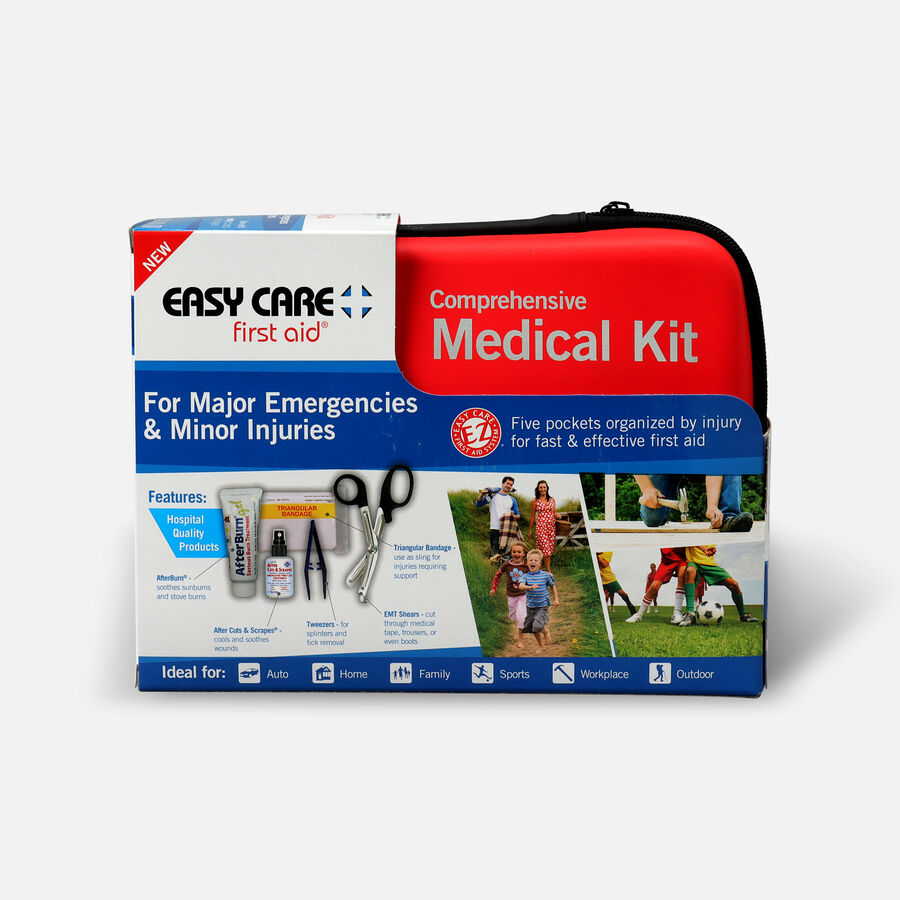 Easy Care Comprehensive First Aid Kit, , large image number 0