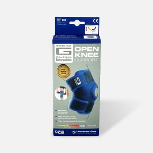 Neo G Open Knee Support, One Size