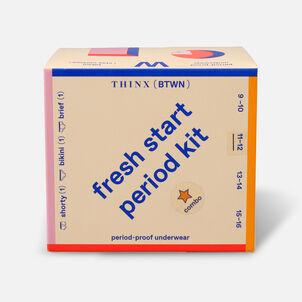 Thinx (BTWN), Fresh Start Period Kit, Stars Combo, Size 11/12