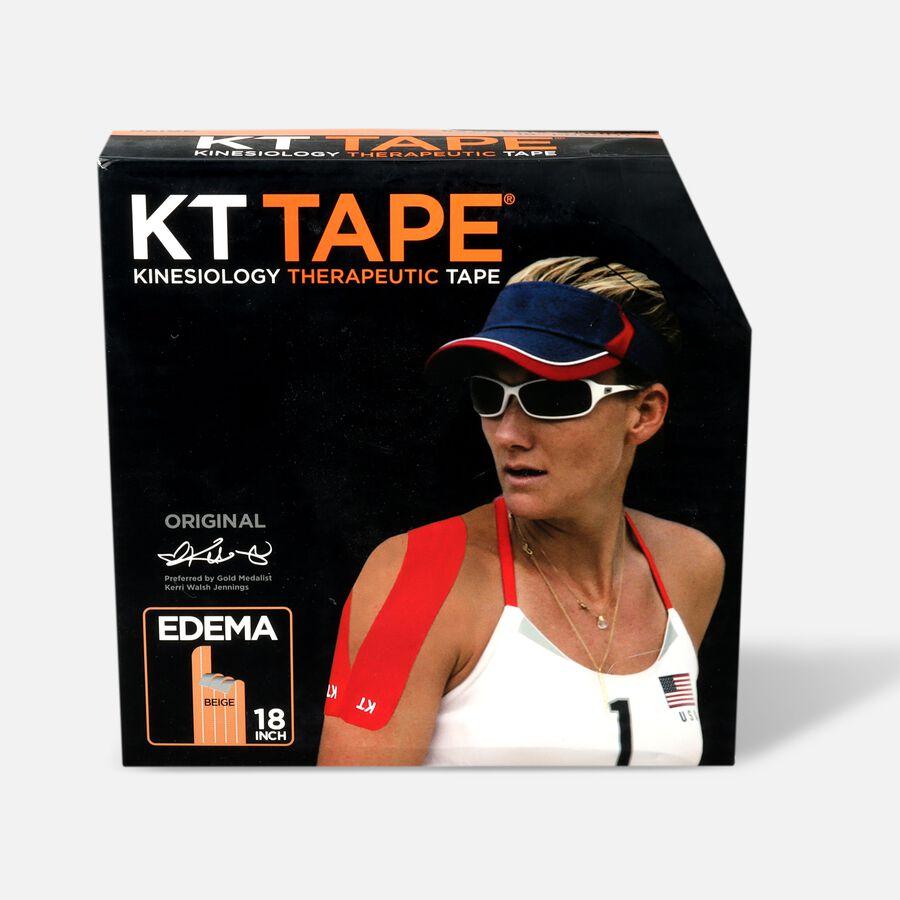 KT Tape Edema Strips, Beige, Cotton Jumbo Pack, 83 Strips, , large image number 0