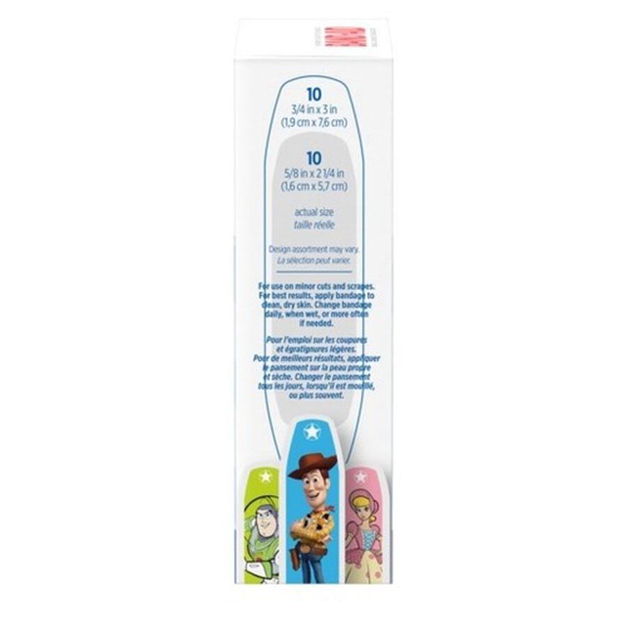 Band-Aid Adhesive Bandages, Disney/Pixar Toy Story 4, Assorted Sizes, 20 ct., , large image number 2