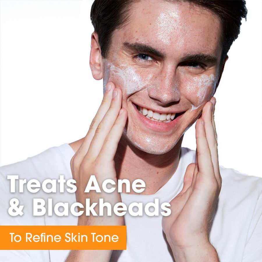 AcneFree Blackhead Removing Scrub with Charcoal, 5 oz, , large image number 3
