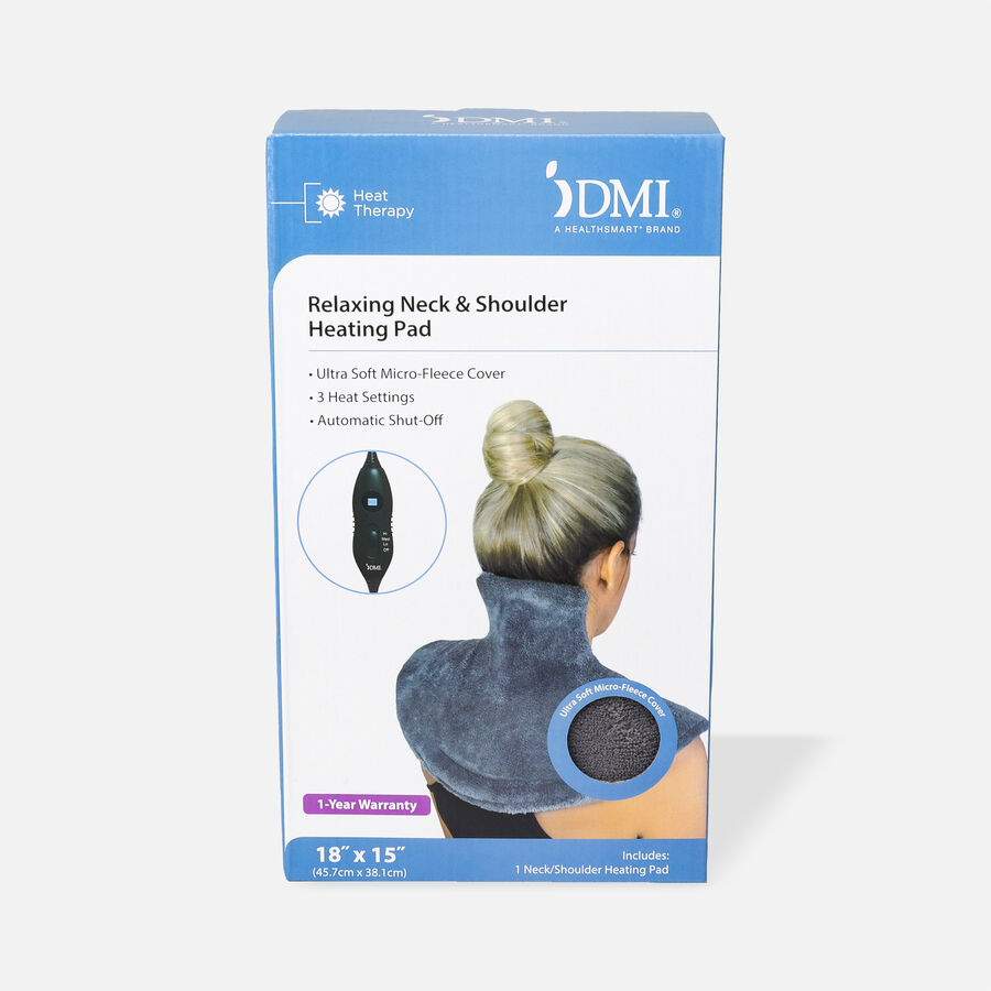 DMI Neck Electric Heating Pad, , large image number 1