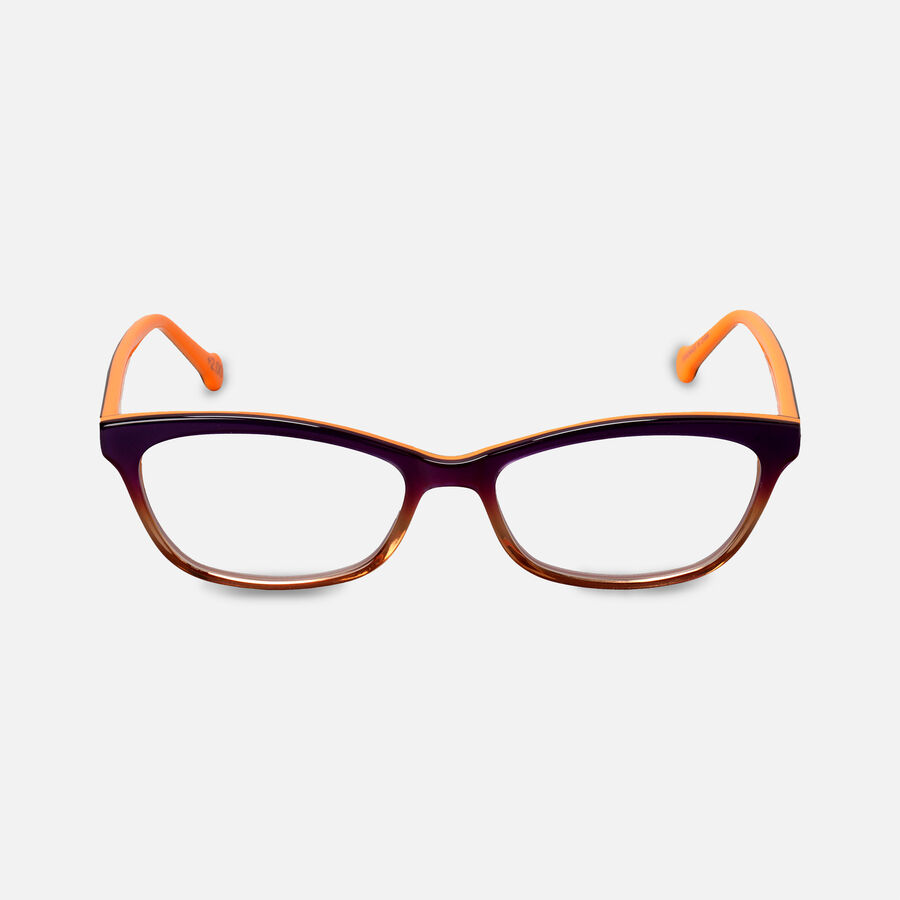 eyeOs Laila Silk Road Premium Reading Glasses +2.00, , large image number 0