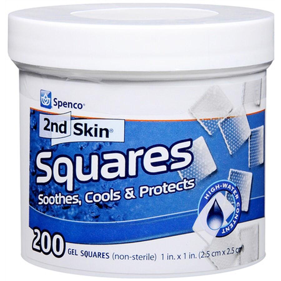 "Spenco 2nd Skin Gel Squares, 1"" - 200ct, , large image number 0"