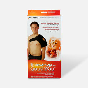 Battle Creek Good2Go Microwave Heat Pack for Knee/Shoulder, 1 ea