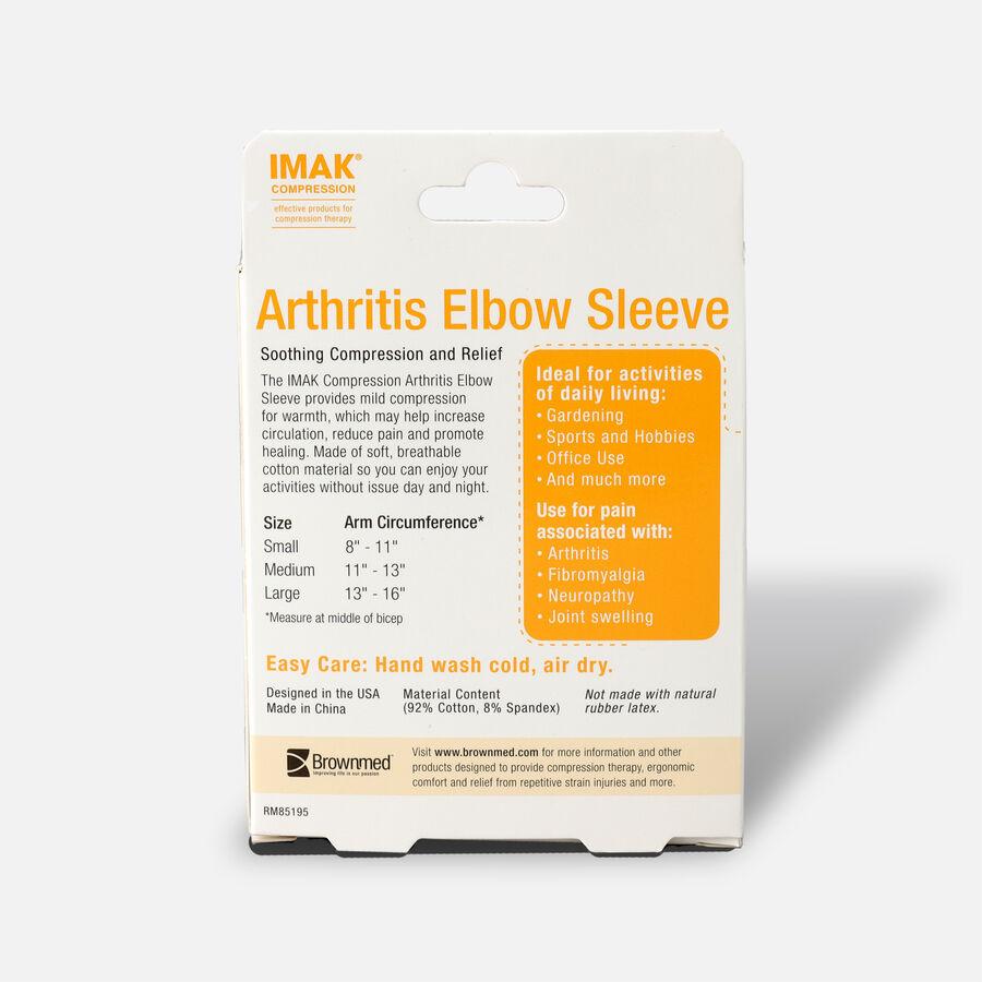 IMAK Compression Arthritis Elbow Sleeve, , large image number 1