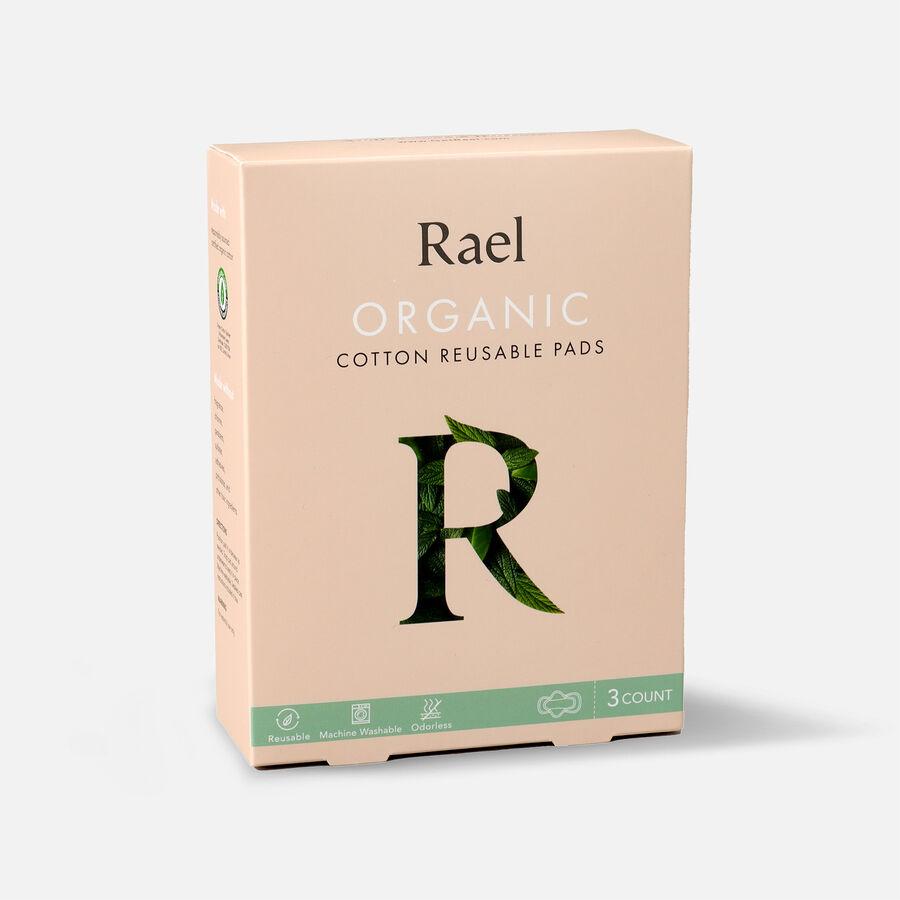 Rael Organic Cotton Reusable Pads, , large image number 5