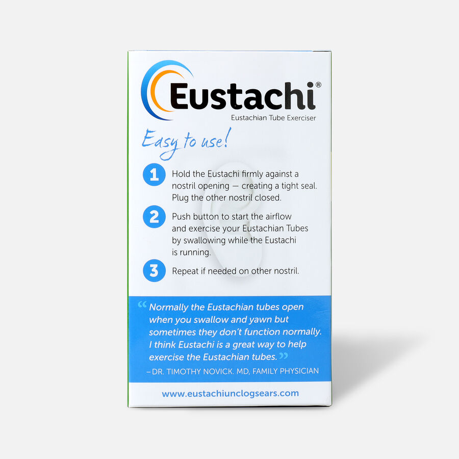Eustachi Ear Unclogger, , large image number 1