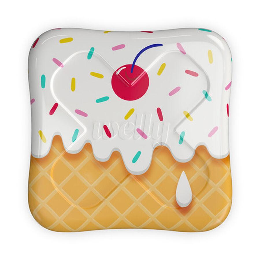 Welly Bravery Badges Ice Cream Assorted Flex Fabric Bandages - 48ct, , large image number 7