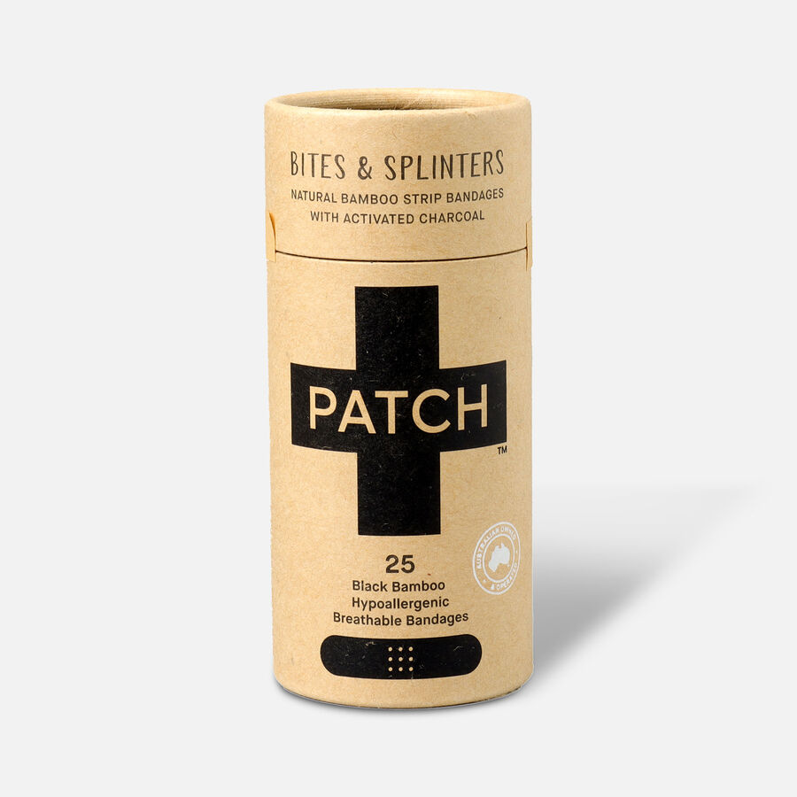 PATCH Organic Bamboo Adhesive Strip Bandages - 25ct, , large image number 2