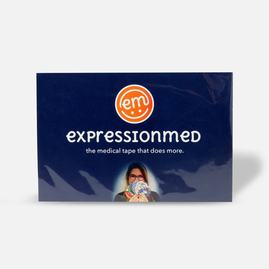 ExpressionMed Libre Patches, Black Tie, 5 pack, , large image number 1