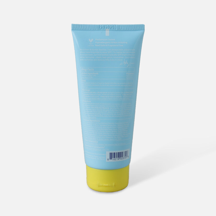 Supergoop! Sunnyscreen Mineral Kids & Baby Lotion, SPF 50, , large image number 1