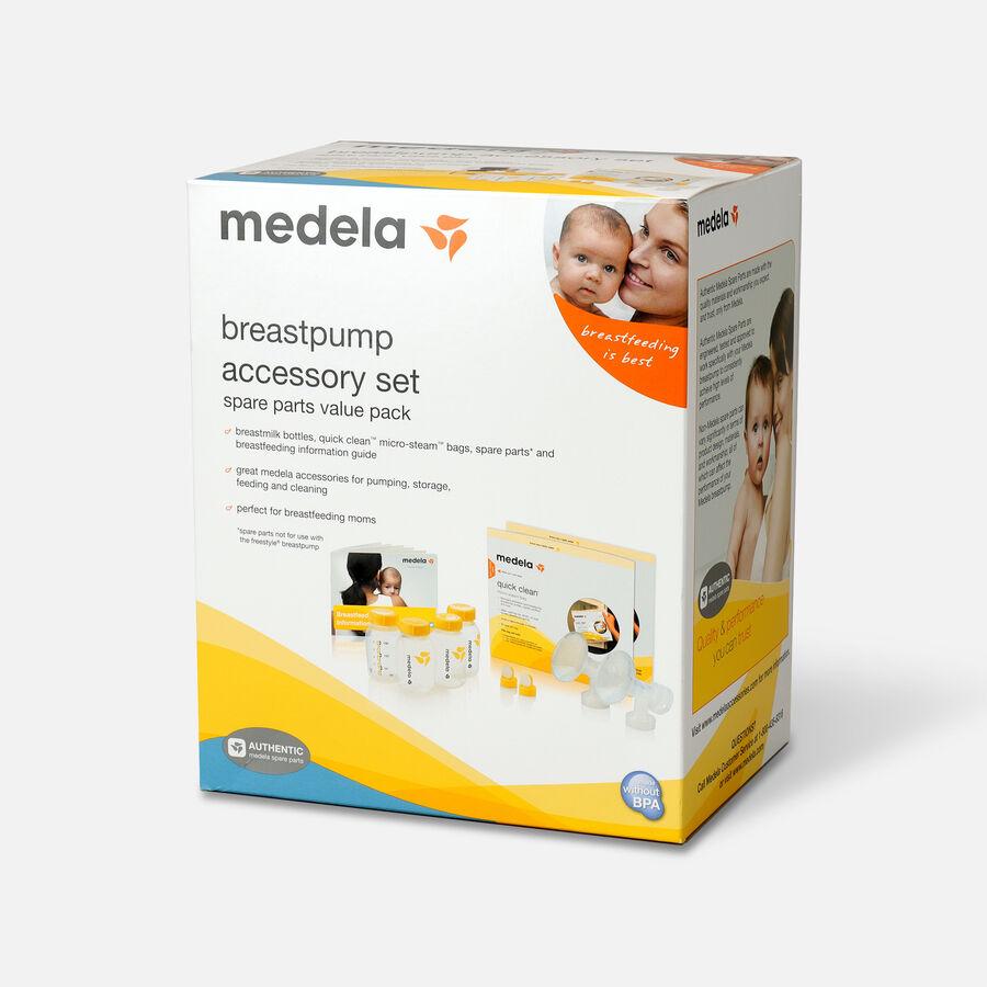 Medela Breast Pump Accessory Set, , large image number 4