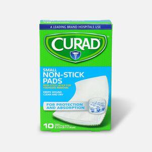 """Curad Non-Stick Sterile Pads, 2"""" x 3"""" - 10ct"""