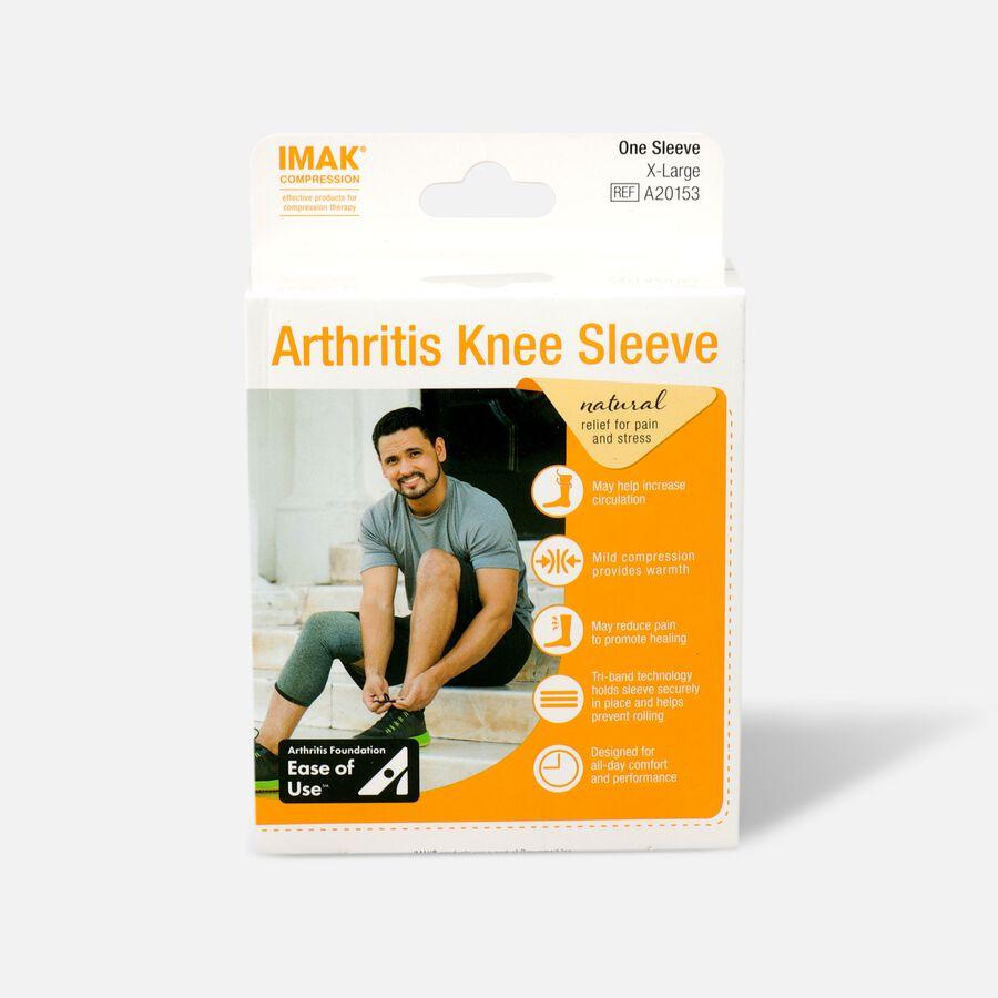 IMAK Compression Arthritis Knee Sleeve, , large image number 4
