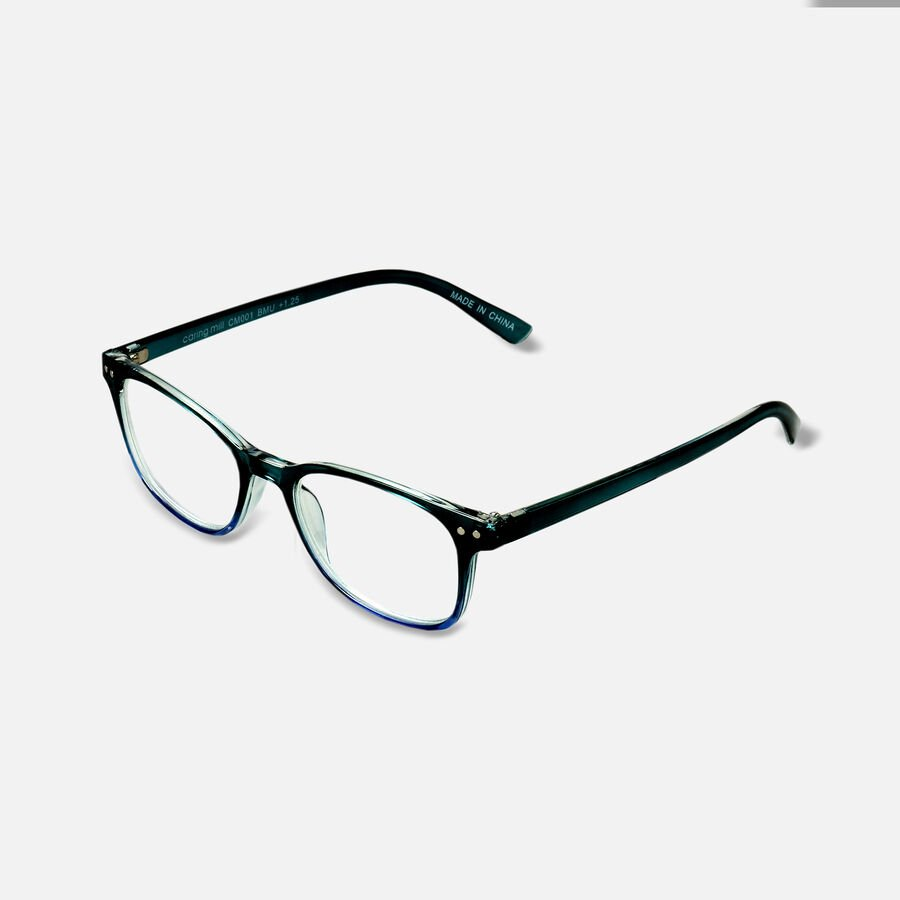 Caring Mill™ Reading Glasses, Blue Multi, , large image number 1